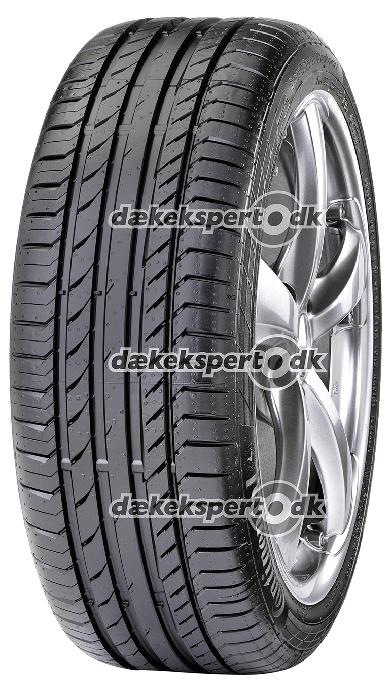 225/45 R17 91W SportContact 5 SSR FR MO Ext  SportContact 5 SSR FR MO Ext