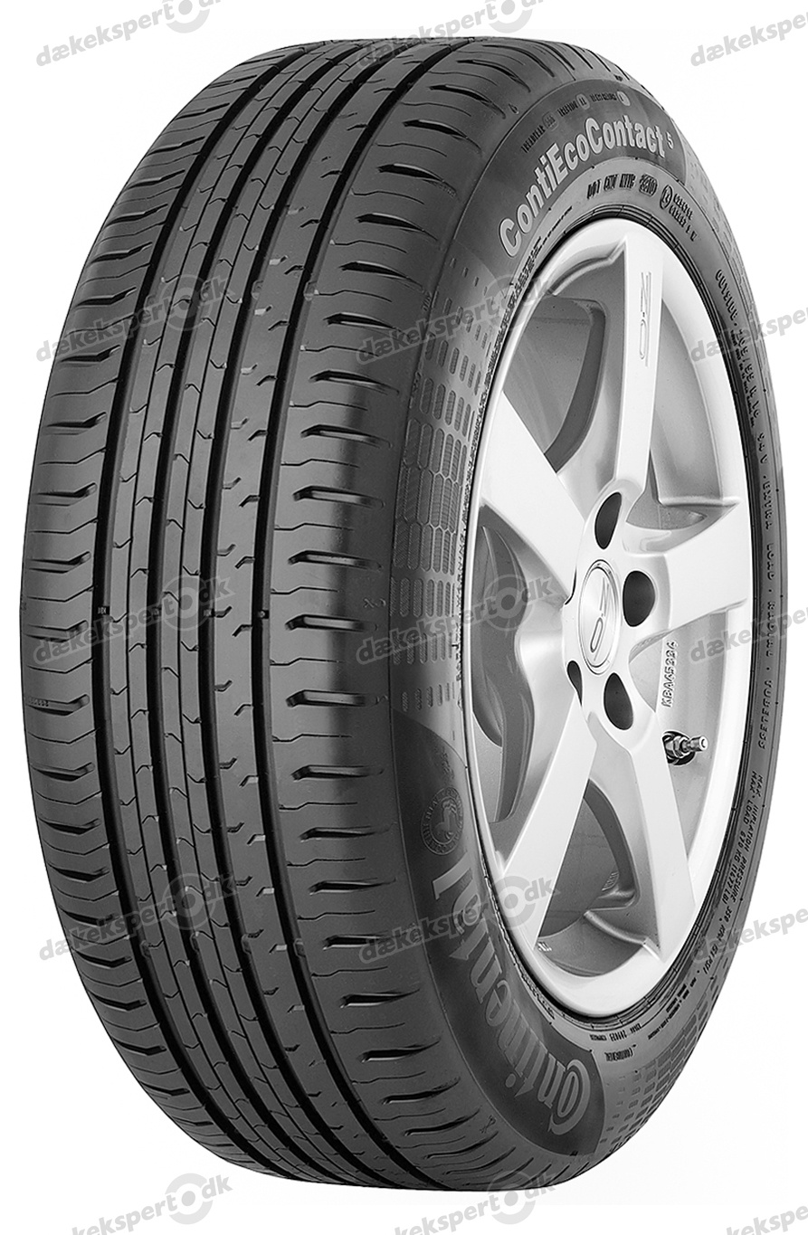 205/55 R16 94W EcoContact 5 XL BSW  EcoContact 5 XL BSW