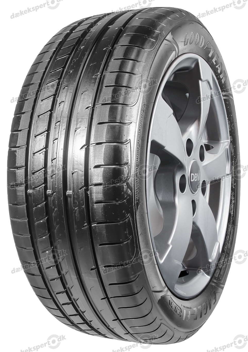 265/40 R20 104Y Eagle F1 Asymmetric XL AO FP  Eagle F1 Asymmetric XL AO FP